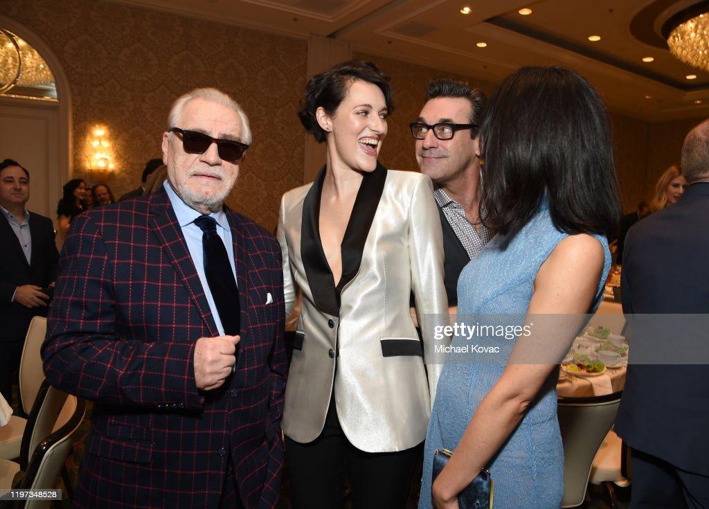20th Annual AFI Awards - Awards Presentation : News Photo