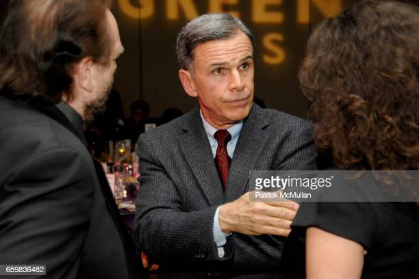 Brian Cox Tony Plana and Nicole AnsariCox attend GLOBAL GREEN USA presents the 10th ANNUAL SUSTAINABLE DESIGN AWARDS at Pier Sixty at Chelsea Piers...