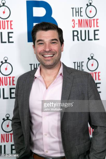 Brian Cristiano attends red carpet event featuring business influencers celebrities and leading network executives gather to celebrate Brant...