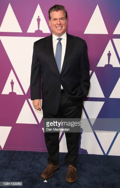 Brian Currie attends the 91st Oscars Nominees Luncheon at The Beverly Hilton Hotel on February 4 2019 in Beverly Hills California