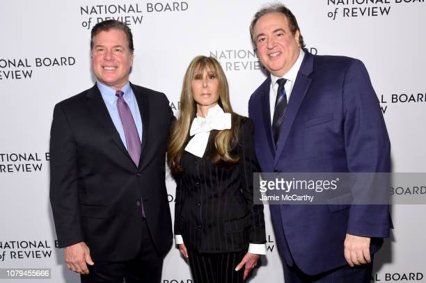 Brian Currie National Board of Review President Annie Schulhof and Nick Vallelonga attend The National Board of Review Annual Awards Gala at Cipriani...