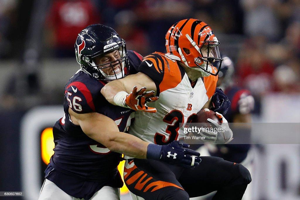 Cincinnati Bengals v Houston Texans : News Photo