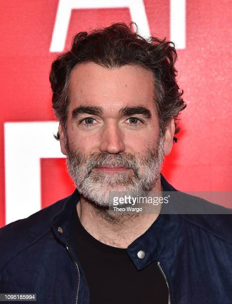 Brian d'Arcy attends the SAGAFTRA Foundation Conversation 'All These Small Moments' at The Robin Williams Center on January 16 2019 in New York City