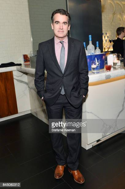 Brian d'Arcy James attend the Creative Coalition's 2017 Spotlight Initiative Gala Awards Dinner hosted by the Nordstrom Supper Suite with Grey Goose...