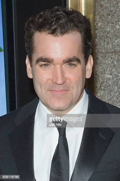 Brian d'Arcy James attends the '63rd Annual Tony Awards' at Radio City Music Hall in New York City