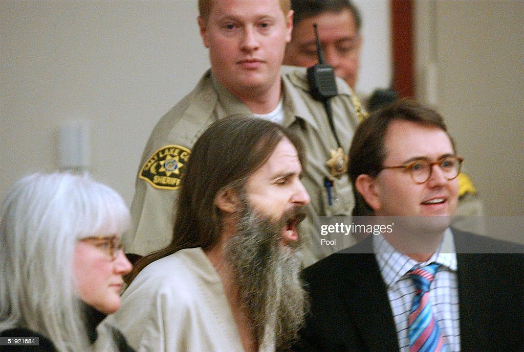 Competency Hearing For Brian David Mitchell : News Photo