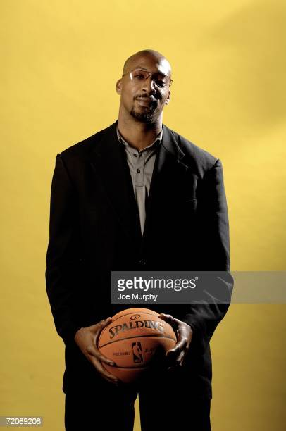 Brian Davis of the Memphis Grizzlies poses for a portrait during Media Day on October 2, 2006 at the FedExForum in Memphis, Tennessee. NOTE TO USER:...