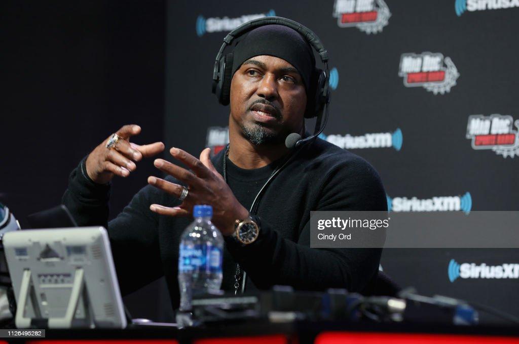 SiriusXM At Super Bowl LIII : News Photo