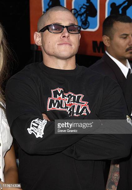 "Brian Deegan during ""ESPN'S Ultimate X"" Movie Premiere at Universal City Walk in Universal City, California, United States."