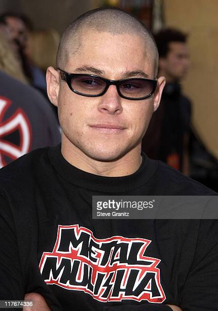 """Brian Deegan during """"ESPN'S Ultimate X"""" Movie Premiere at Universal City Walk in Universal City, California, United States."""
