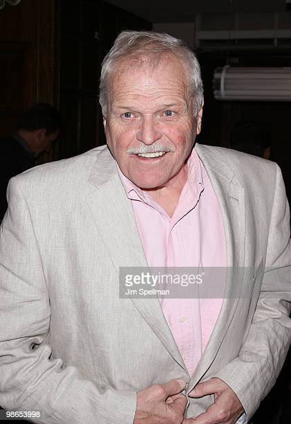 "Brian Dennehy attends the ""Every Day"" premiere after party during the 9th Annual Tribeca Film Festival at 675 Bar on April 24, 2010 in New York City."