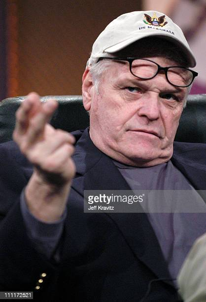 "Brian Dennehy of ""Our Fathers"" during Showtime TCA Day at Universal Hilton in Los Angeles, California, United States."