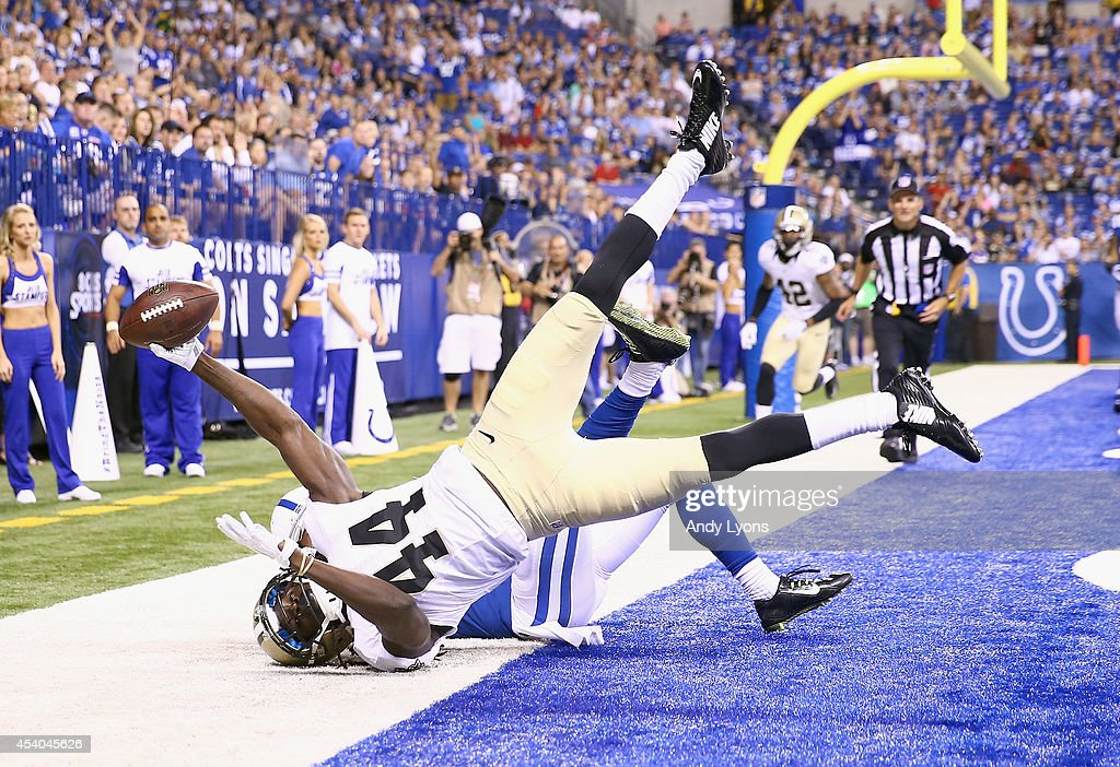 New Orleans Saints v Indianapolis Colts