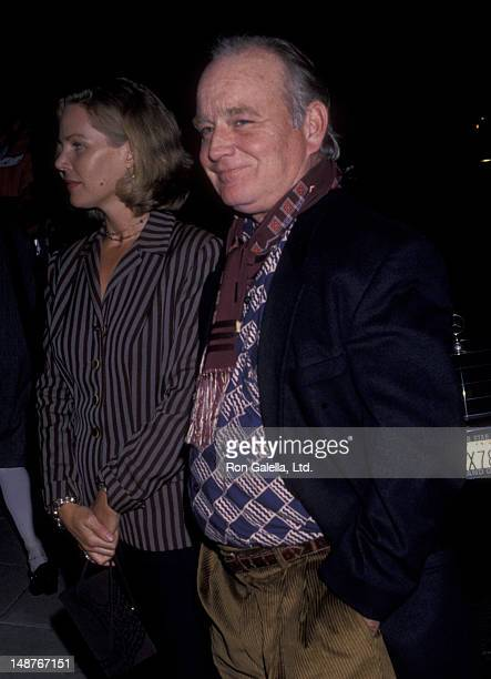 Brian DoyleMurray attends the premiere of Indochine on November 9 1992 at the Royale Theater in Los Angeles California
