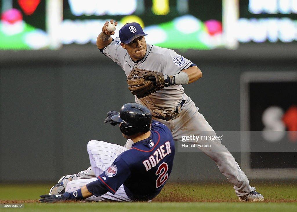 San Diego Padres v Minnesota Twins