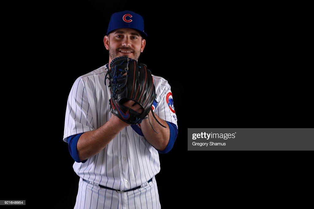 Chicago Cubs Photo Day : Foto di attualità