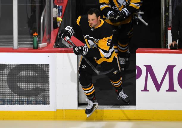 PA: Philadelphia Flyers v Pittsburgh Penguins