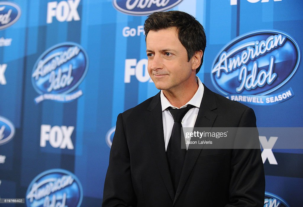 "FOX's ""American Idol"" Finale For The Farewell Season - Press Room : News Photo"