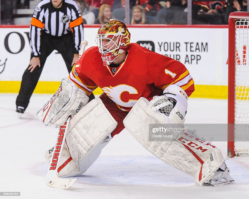 Edmonton Oilers v Calgary Flames : News Photo