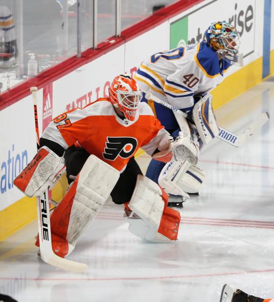 PA: Buffalo Sabres v Philadelphia Flyers