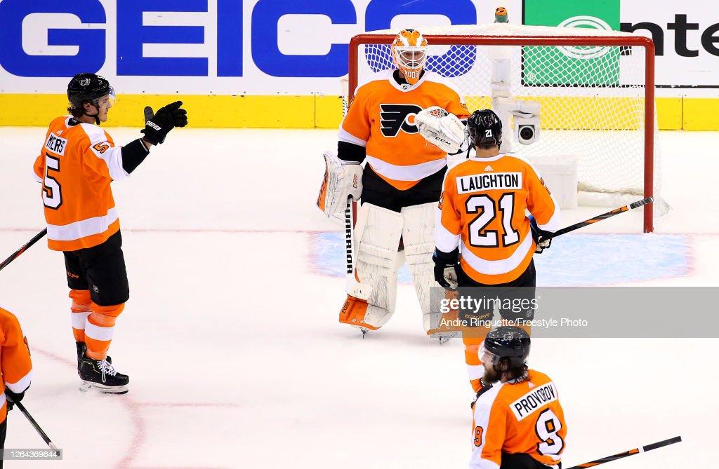 Washington Capitals v Philadelphia Flyers : ニュース写真
