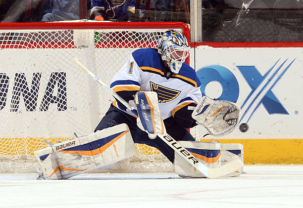 St Louis Blues v Arizona Coyotes