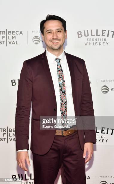 Brian Flynn attends the Westfalia Premiere 2019 Tribeca Film Festival at Regal Cinema Battery Park on April 26 2019 in New York City