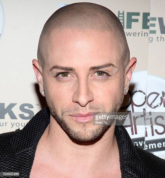 Brian Friedman attends 'We Are Golden' benefit concert at Arena Nightclub on September 27 2010 in Hollywood California