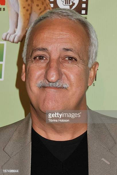 Brian George attends the Delhi Safari Los Angeles premiere at Pacific Theatre at The Grove on December 3 2012 in Los Angeles California