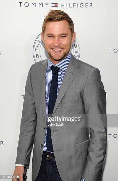 Brian Geraghty arrives for Tommy Hilfiger and Lisa Birnbach Celebration of Prep World on June 9 2011 in Los Angeles California