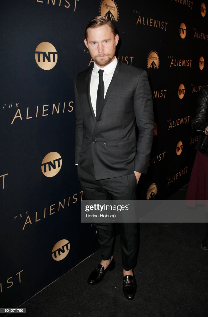 Brian Geraghty attends the premiere of TNT's 'The Alienist' on January 11, 2018 in Los Angeles, California.
