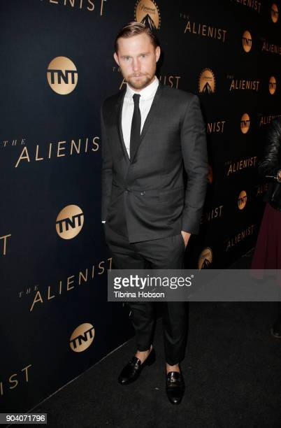 Brian Geraghty attends the premiere of TNT's 'The Alienist' on January 11 2018 in Los Angeles California