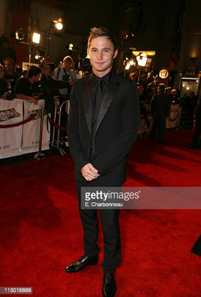 Brian Geraghty during The Weinstein Company Hosts Black Tie Opening Night Gala and US Premiere of Emilio Estevez's 'Bobby' at Grauman's Chinese...