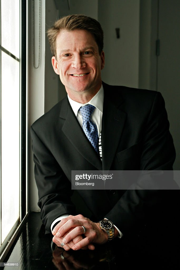 brian goldner chief operating officer of hasbro poses in