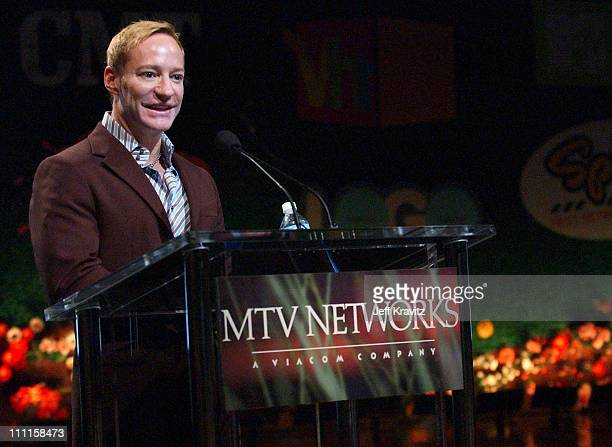 Brian Graden, President of MTV Programming during MTV Networks TCA - July 23, 2004 at Century Plaza in Los Angeles, California, United States.