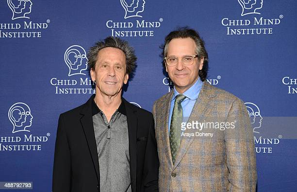 Brian Grazer Academy Awardwinning producer and Jason Katims Emmy Awardwinning writer producer and director attend 'A Leading Role How Film and TV Can...