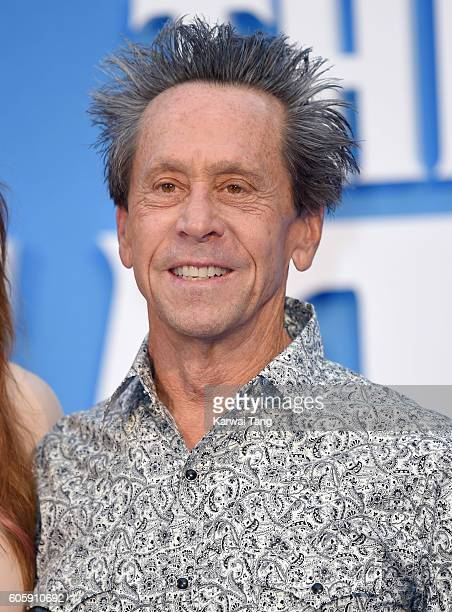 Brian Grazer arrives for the World premiere of 'The Beatles Eight Days A Week The Touring Years' at Odeon Leicester Square on September 15 2016 in...