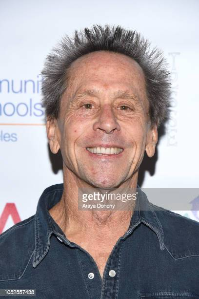 Brian Grazer attends Communities In Schools LA 'Lunch With a Leader' on October 19 2018 in West Hollywood California