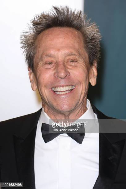 Brian Grazer attends the 2020 Vanity Fair Oscar Party at Wallis Annenberg Center for the Performing Arts on February 09, 2020 in Beverly Hills,...