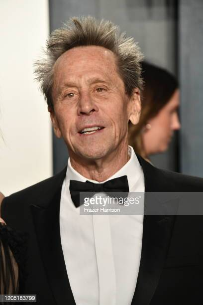 Brian Grazer attends the 2020 Vanity Fair Oscar Party hosted by Radhika Jones at Wallis Annenberg Center for the Performing Arts on February 09, 2020...