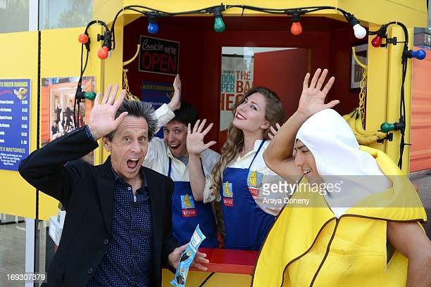 Brian Grazer attends the 'Arrested Development' Bluth's Original Frozen Banana Stand Third Los Angeles Location at The Paley Center for Media on May...