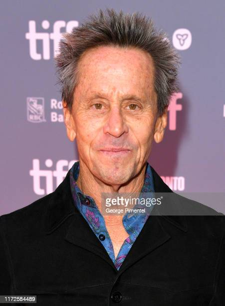 """Brian Grazer attends the """"Once Were Brothers: Robbie Robertson and the Band"""" press conference during the 2019 Toronto International Film Festival at..."""