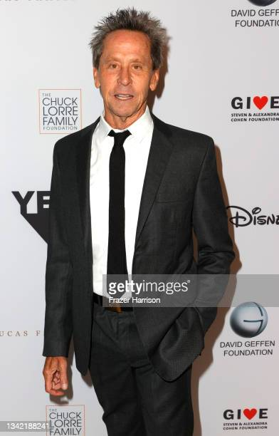 Brian Grazer attends YES 20th Anniversary Celebration Honoring Willow Bay and Bob Iger at The Maybourne Beverly Hills on September 23, 2021 in...