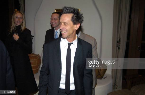 Brian Grazer during Shoah Foundation Exclusive Event at Amblin Entertainment on Universal Studios in Universal City California United States
