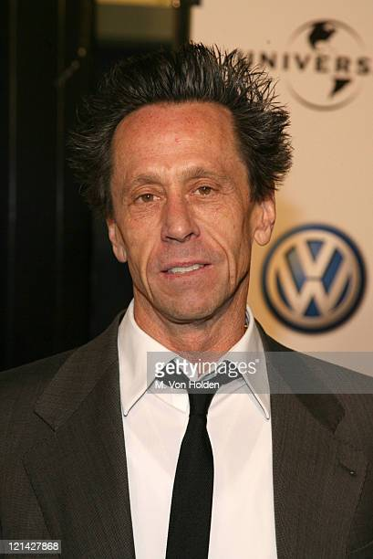 """Brian Grazer during The World Premiere of the """"Inside Man"""" at Ziegfeld Theatre in New York, New York, United States."""