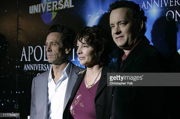 Brian Grazer producer Kathleen Quinlan and Tom Hanks