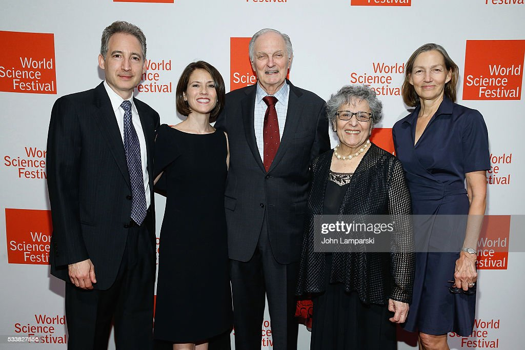 The World Science Festival 2016 Gala : News Photo