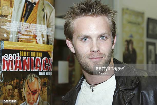 Brian Gross during '2001 Maniacs' DVD Release Party and Cast Signing at Hollywood Book Poster March 29 2006 at Hollywood Book Poster in Hollywood...
