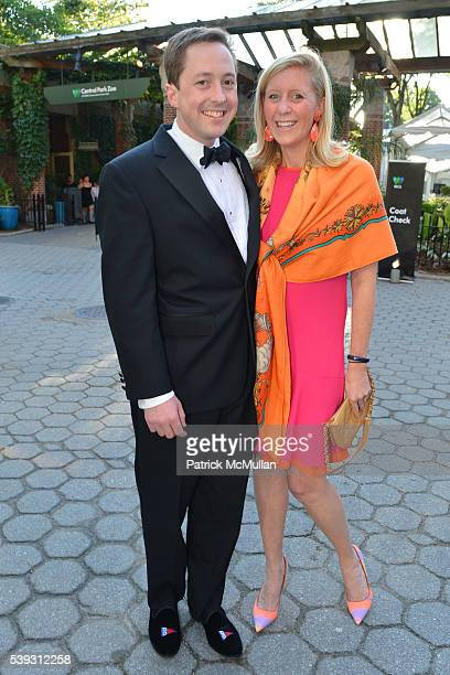 Brian Hamilton and Maddie Hamilton attend the Wildlife Conservation Society We Stand for Wildlife at Central Park Zoo on June 9 2016 in New York City...