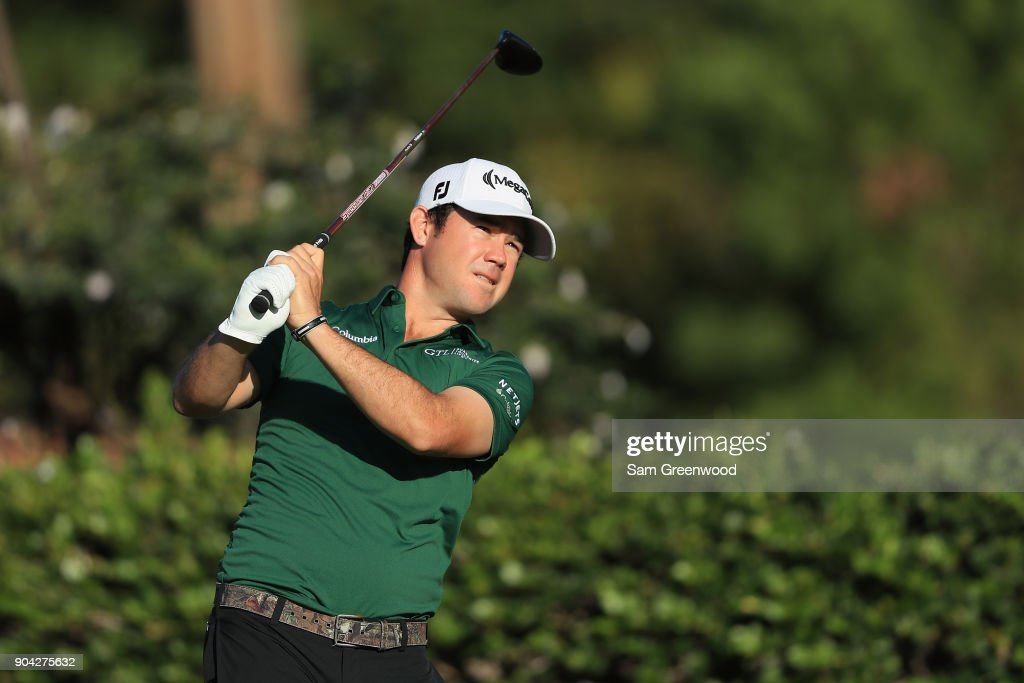 Sony Open In Hawaii - Round Two : News Photo